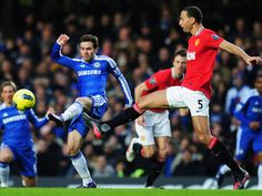 One of the greatest rivalries in all of sport: Manchester United vs Chelsea. http://aeryssports.com/soccer/?p=2578