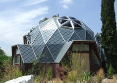 Geodesic Dome House, Eagle Rock, California