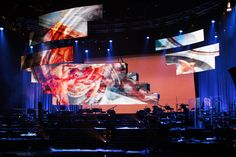 Image result for `il divo stage design