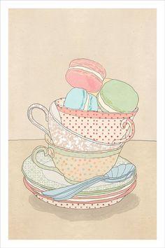 French tea