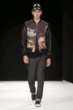 Richard Nicoll Spring Summer Menswear 2014 London