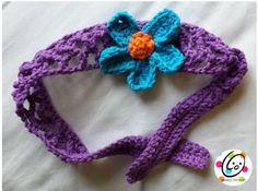 Garden Flowers to Crochet - Free pattern from Snappy Tots