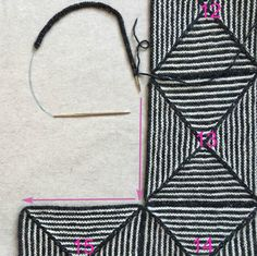 Optic Blanket | Purl Soho