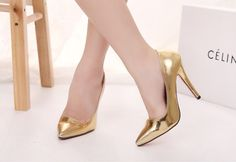 2013 personalized fashion pointed toe high,heeled shoes 318, 13 40 ...