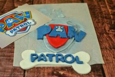 Pastry Shells: Paw Patrol Cake How To