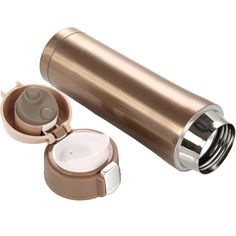 LifeSky coffee thermos model 1129 Champagne - Pieces