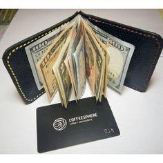 24 отметок «Нравится», 1 комментариев — OGGR (@oggr_df) в Instagram: «Выпилил старшему простенький микро #кошелёк, решил изучить, как #зажим для #денег удерживает…»
