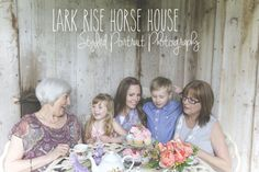 Family Photographer, Fraser Valley Photographer, Vancouver Photographer, Lark Rise Horse House, Family, Garden, Styled Shoot, Nature, Spring, Tea Party, Mother's Day