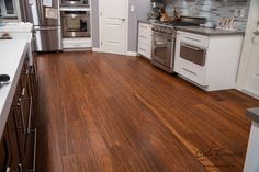 Antique Flooring - Uniquely Distressed and Aged To Perfection | Antique Java - Cali Bamboo