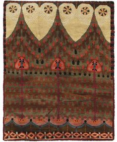 View Ryijy wall carpet - Tulips by Eliel Saarinen on artnet. Browse upcoming and past auction lots by Eliel Saarinen.
