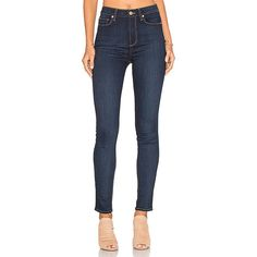 Paige Denim Margot Ultra Skinny ($195) ❤ liked on Polyvore featuring jeans, skinny leg jeans, paige denim jeans, blue skinny jeans, blue jeans and skinny jeans
