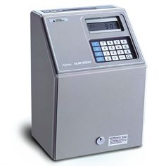 Amano MJR-7000 Computerized Time Clock is a Self Calculating Time Clock for up to 100 Employees. Can be programmed to auto deduct for lunch breaks and set for revisions zones and lock outs. #MJR-7000 #Calculating Time Clock http://www.timeclockexpress.com/Item/amano_mjr_7000