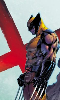 A mutant alone(He says)... But Wolverine is the only guy in Marvel universe to be in the most number of teams...