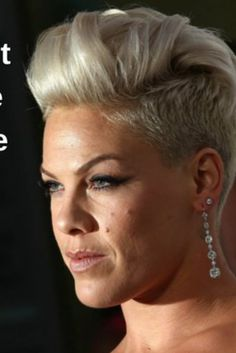 9 Times P!nk Proved That Every Woman Should Be Able To Define Herself I LOVE #6.
