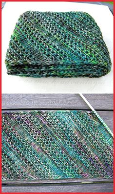 That Nice Stitch - Free Pattern Free Knitting Pattern. That Nice Stitch - Free Pattern Free Knitting Pattern. Loom Knitting, Knitting Stitches, Knitting Patterns Free, Knit Patterns, Free Knitting, Free Pattern, Start Knitting, Pattern Sewing, Yarn Projects