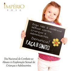 Toda criança tem direito de ter uma infância segura e feliz! Império Rosa Brasil apoia. #euamoimperiorosa #helping #children #imperiorosaong #mission #reason #helpothers (em www.imperiorosabrasil.com.br)