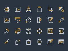 Part of my job at Nucleo consists in tweaking and fixing icons. After almost 1 year since delivering the first version of the set, when I look at the first icons crafted, I often see room for impro...