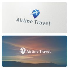 Airline Travel Logo by Bicone-Design on DeviantArt