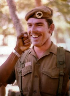 Bushman tracker Battalion Omega