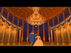 Beauty and The Beast - Dancing Scene