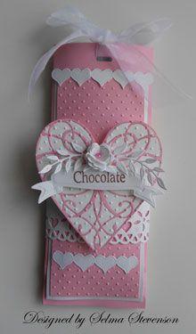 Hershey's chocolate bar holder