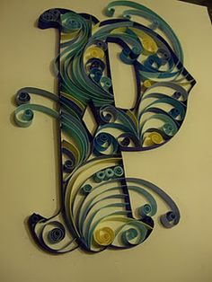 Paper Quilling Scrollwork tutorial!