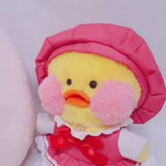 Cute Ducklings, Duck Toy, Baby Ducks, Cute Memes, Aesthetic Themes, Cute Toys, Pretty And Cute, Baby Cats, Bjd Dolls