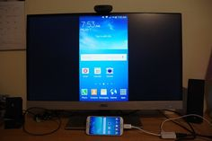 Wondering how to connect your phone to a TV using USB? Here's how to connect your Android or iPhone to a TV with a USB cable. Computer Gadgets, Tech Gadgets, Iphone To Tv, Wireless Spy Camera, Smartphone Hacks, Software Development, Things To Know, Hdc Crochet, Monitor
