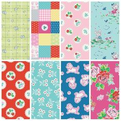 Strawberry Biscuit - Penny Rose Fabrics - Fabric Bundle - Save 10% £25.2 http://www.thehomemakery.co.uk/strawberry-biscuit-penny-rose-fabrics-fabric-bundle-save-10