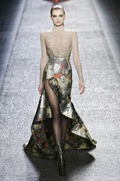 Nina Ricci at Paris Fashion Week Fall 2009 - StyleBistro