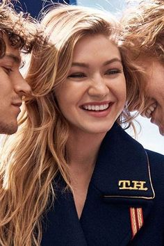 Watch Gigi Hadid Boss Hot Guys Around In Her New Tommy Hilfiger Ad