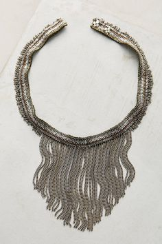 Shop the Attia Beaded Fringe Necklace and more Anthropologie at Anthropologie today. Read customer reviews, discover product details and more.