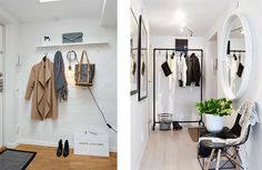 Wardrobe Rack, Interior Inspiration, House, Furniture, Home Decor, Spaces, Google, Clothing, Bricolage