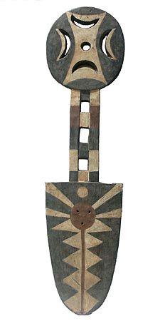 Nafana Bedu Mask 20, Ivory Coast