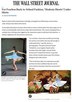 Read More About Ooh, look who just got featured in The Wall Street Journal. Little Girl Summer Dresses, Flower Girl Dresses, School Fashion, Kids Fashion, Girls Boutique Dresses, Pretty Kids, Girl Scout Crafts, Friends Fashion, Wall Street Journal