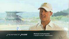 Heute Perfect Ride MOTORVISION TV: Mit Schumi über die Nordschleife