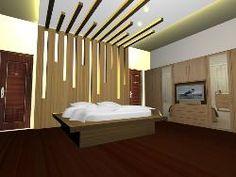 Bedroom Ceiling Design | Bedroom Ceiling Colors | High & Low ...