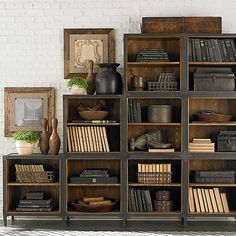 Art room -- wall unit