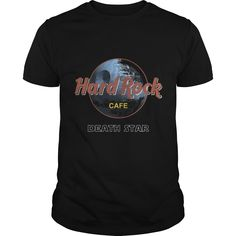 Death Star Hard Rock Cafe Shirt, Hoodie Death Star, Hard Rock, Hoodies, Stars, Mens Tops, Fashion, Moda, Fashion Styles, Hard Rock Music