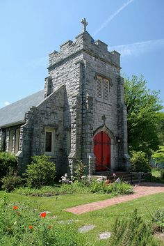 St. Thomas Episcopal Church, Abingdon, VA