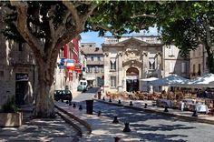 Place Crillon, Avignon, France