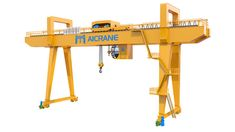 10 ton gantry crane is ideal for your workshop, warehouse, garage and factory. Truss Structure, Container Terminal, Lifting Devices, Cranes For Sale, Crane Design, Gantry Crane, Different Types, Pakistan, Safety