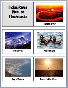 Week 7 Flash Cards for Geography