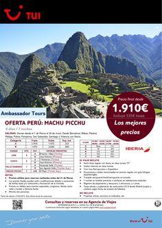 Oferta Perú: Machu Picchu. 7 noches. De Marzo a Junio con IB. Precio final desde 1.910€ ultimo minuto - http://zocotours.com/oferta-peru-machu-picchu-7-noches-de-marzo-a-junio-con-ib-precio-final-desde-1-910e-ultimo-minuto-4/