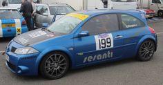 2004 Renault Megane  (B)  (MC)