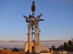 Szekszárd - Kálvária kilátó Utility Pole