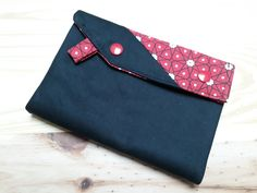 Card Case, Wallet, Cards, Outdoor Fabric, Unisex, Man Women, Custom In, Fantasy, Red