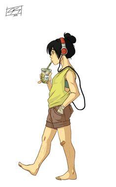 Avatar Legend Of Aang, Korra Avatar, Team Avatar, Legend Of Korra, The Last Avatar, Avatar The Last Airbender Art, Character Art, Character Design, Avatar Series