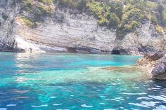 Antipaxi, Ionian Islands