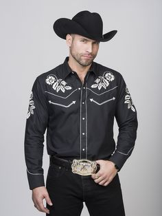 Cute Country Boys, Country Men, Hot Cowboys, Cowboys Shirt, Western Shirts, Western Wear, Chemises Country, Mexican Men, Mexican Party